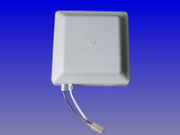 Wholesale Ethernet RFID UHF Integrated Reader with dbi antenna TCPIP RJ45