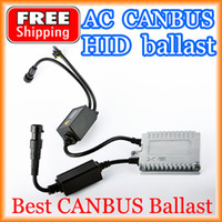 Ballast hid xenon lighting - High Quality AC CANBUS Ballast W for HID XENON Conversion Kit CAN BUS Headlight Lamp Car Replacement Light Bulb