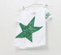 Boy Summer Standard Wholesale-Free Shipping-2014 Korean version of the round collar short sleeves High cotton content T-shirt for young boy children clothes