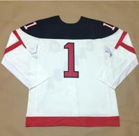 Wholesale 1914 Canadians th Anniversary Jerseys LUONGO White Ice Hockey Jerseys Men s Uniforms Cheapest Sports Jerseys High Quality Jerseys