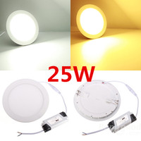 1W 1w - 25 Watt Round LED Ceiling Light Recessed Kitchen Bathroom Lamp AC85 V LED Down light Warm White Cool White indoor lighting