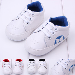 Wholesale Soccer ball cartoon shoes Soft bottom non slip baby shoes Baby Boy s Beautiful Deer Shoes First Walkers Shoes children Baby F
