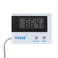 Wholesale Indoor Outdoor Mini LCD Display Digital Thermometer C F Switch ST A