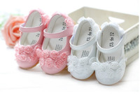 Wholesale new summer Chaussure bebe baby girl sandlas shoes bow princess kids toddler girls shoes children Baby First Walker Shoes