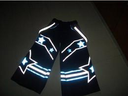 Wholesale Raver ore Techno Hardstyle Tanz Hose fluoreszierend Shuffle DJ PHAT Pants Melbourne Shuffle C6