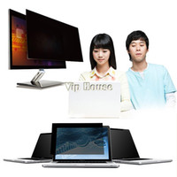 Wholesale 19cm H x cm New Privacy Guard Filter Screen Protector for Laptop Notebook Desktop Monitor quot Widescreen b7