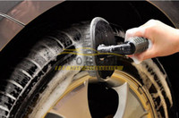 Wholesale 5X T type Car Motorcycle Wheel Tire Rim Hub Clean Wash Tool Retail amp Good quality