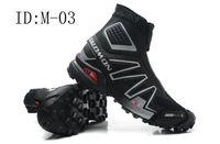 Wholesale Shoes and Accessories Salomon Shoes Salomon snow boot shoes for men athletic sports shoes new