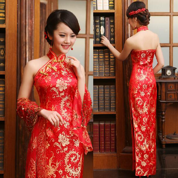 Silk Dresses Canada Silk Slim Chinese Dresses
