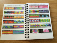 Unisex 8-11 Years Multicolor Rainbow Loom Guide The Loomatic's Interactive Guide To The Rainbow Loom 50 Designs With Step By Step Instructions 2014 New DHL Free 50pcs