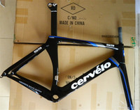 Road Bikes Carbon Fibre 3K Carbon Road Bike Frame Cervelo S5 VWD Road Carbon Fiber Frame+Fork+Seatpost+Clamp+Headset