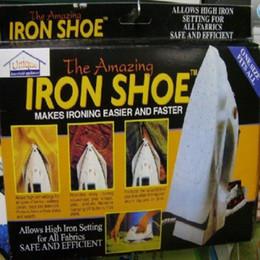 2014 Новинка домохозяйств IronShoe Крышка чудо-щит Утюг ShoesSystem средств для укладки бесплатная доставка