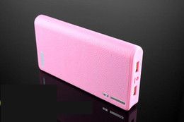 50000mah Portable External Battery Emergency Charge Chargers Dual USB with flashlight