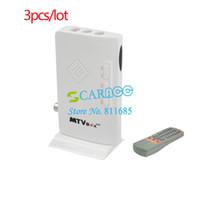 2.1 Included  New 3pcs lot CRT LCD TV Top Set Box Digital Computer VGA TV Programs Tuner Receiver Dongle Monitor 17306