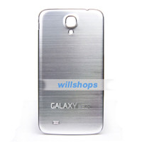 For Samsung i9200 Plastic Mixed color  Luxury for samsung galaxy mega 6.3 i9200 battery door replacement parts 50pcs a lot wholesale free shipping