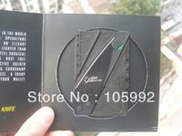 Spur NO ZDD-04 New Super Cool Credit Card Sized Folding Pocket Safety Knife Wallet Folding Knife
