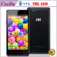 Wholesale THL MTK6592T Octa Core Android cell Phones GHZ inch FHD IPS MP CAM GB RAM GB ROM NFC OTG mAh free GB Memory card