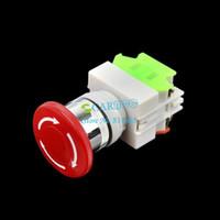 Wholesale 12Pcs Mushroom Emergency Stop Push Button Switch Drop Shipping TK0325