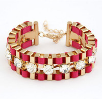 Wholesale Jikejuan Escape With Top Quality Statement Vintage Major Suit Metal Compilation Shamballa Bracelet