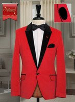 Blazer With Black Lapel