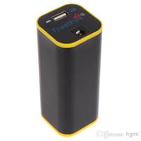 Mayorista - Interfaz USB Trusfire Mlti-función Desmontable & Portátil de Suministro de Energía / Banco de 4X Pilas 18650 CHA_393