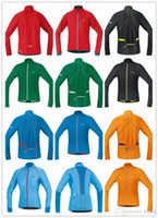 Wholesale Gores Bike Wear bicycle sports clothing man Bike Riding Shirt outdoor long sleeve cycling jersey ciclismo3
