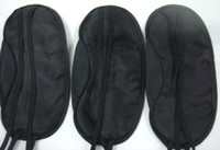 Wholesale Eye Mask Shade Nap Cover Blindfold Sleeping Travel Rest Black