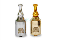 Cheap Replaceable RBA atomizer Best 2.0ml Metal Chi you mod
