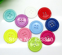 acrylic scrapbooks - Mixed Butterfly Holes Acrylic Sewing Buttons Scrapbook mm