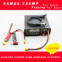 Wholesale Samus MP ELECTRO FISHER FISH SHOCKER STUNNER samus mp fishing machine