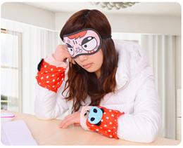 Wholesale HOT Cute cartoon Frozen sleep an eye mask with