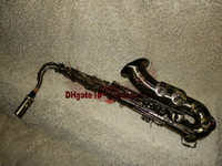 Wholesale Classical Bronze Tenor Saxophone CTE The Chinese brand OEM Available