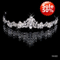 Cheap Headbands bridal asseccories Best Rhinestone/Crystal  Bridal crowns
