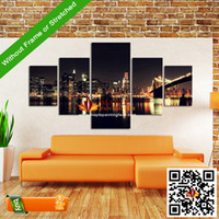Digital printing irregular canvas 5 Panel Canvasl Art Wall Decorative Painting Modern Canvas Picture for Home Living Room from Modern Paintings -- Canvas Prints