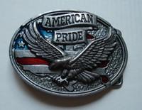 american belt buckle - AMERICAN PRIDE Belt Buckle suitable for cm wideth belt