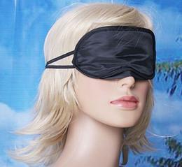Wholesale Eye Mask Shade Nap Cover Blindfold Sleeping Travel Rest good quality