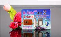Wholesale R SIM Air R SIM Air Unlock Card for for iphone S C S G IOS x x