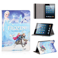 Wholesale Details about For iPad mini amp mini Retina Smart Kid Gift Frozen PU Leather Stand Case Cover