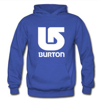 Wholesale New Spring Brand Hip hop skateboard hiphop cotton sweatshirt burton UBIQ pocket hat shirt Hoodie Men sport suit men