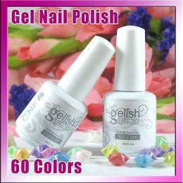 Wholesale 30pcs TOP Coat CNF Gelish Soak off UV gel Nail Polish UV LED Nail gel