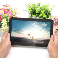 Wholesale iRuLu inch Android Tablet PC Dual Core Actions Cortex A9 GB Dual Camera HDMI WIFI quot MID Tablets Jelly Bean