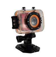 Mix Colors red camera - Go Pro Hero Type Digital Video Camera Sports Camera DVR Ambarella G260 MP pixels with WIFI control by phone M waterproof