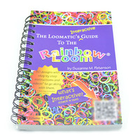 rainbow loom - The Loomatic s Interactive Guide To The Rainbow Loom Guide book instruction book designs step by step