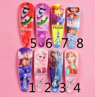 2014 new frozen girls hairpins children cartoon hair accesso...