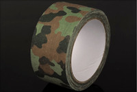 Wholesale Army Camo Fabric Tape Gun Stealth Wrap Desert Waterproof Insulated Camouflage Decoration Cloths Shooting Hunting