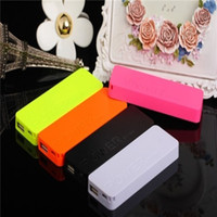 Power Bank external backup battery charger for mobile phone - thin Portable Perfume Power Bank mah External Backup Battery Charger Emergency Power Pack Universal For Mobile Phones