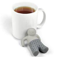 Wholesale Mr Tea Infuser Mr Tea Tea Strainers Infuser Loose Leaf Strainer Tea Bag Mug Filter Spice