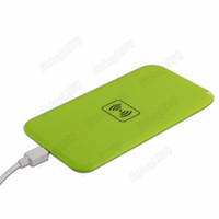 s4 wireless charger - 50 Qi Wireless Charger for Samsung Galaxy S3 S4 S5 NOTE iphone S Charging Pad by DHL EMS