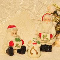 Wholesale Lenox Christmas gift decorations Ceramic Arts amp Crafts home furnishings Santa housewarming gift