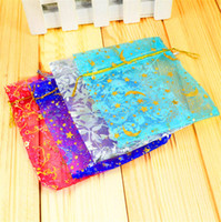 Other Jewelry Packaging & Display Yes Wholesale Lot 100pcs Mixed Color Chinese Silk Gift Jewelry Pouch Bag 2